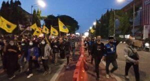 Minta UU Cipta Kerja Dibatalkan Buruh Langsungkan Aksi Demo!