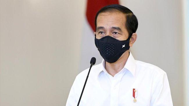 Presiden Jokowi Resmikan UU Cipta Kerja